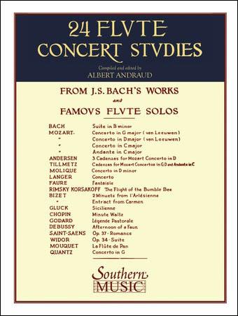 24 Concert Studies
