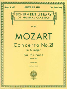 Piano Concerto No. 21 in C Major, K. 467