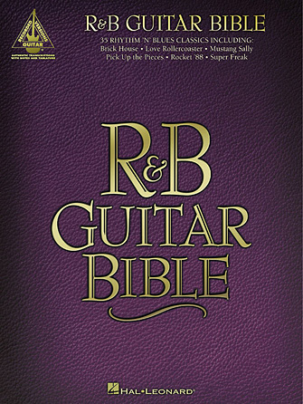 R And B Soul Guitar Music And Tab Sheet Music At Jw Pepper