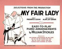 My Fair Lady-Easy Piano Selections