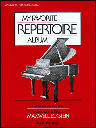 My Favorite Repertoire Album