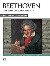 First Book for Pianists-Beethoven