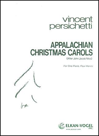 Appalachian Christmas Carols-1/4hnd