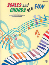 Scales and Chords Are Fun No. 1