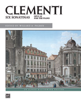 Six Sonatinas, Op. 36