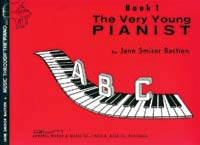 Music Through the Piano Library: the Very Young Pianist