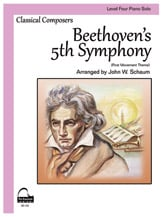 Beethoven Fifth Symphony-First Mvt