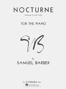 Nocturne Op. 33