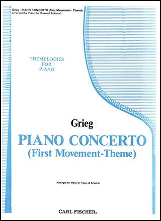 Piano Concerto Theme in a Min Op. 16