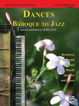 Dances: Baroque to Jazz