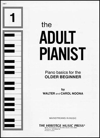 Adult Pianist No. 1