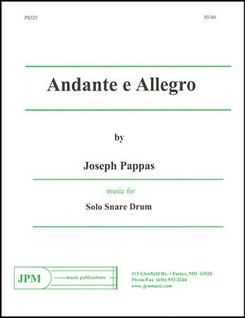 Andante E Allegro