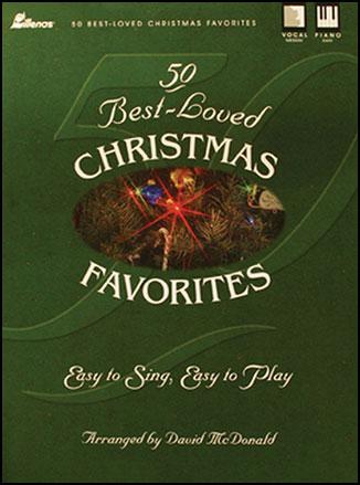 50 Best Loved Christmas