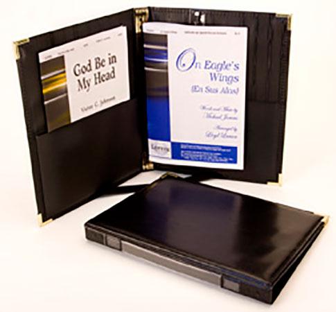 Legacy Choral Folder