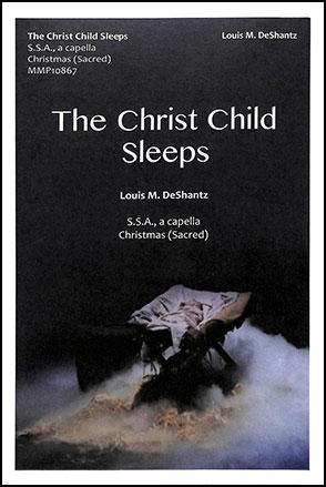 The Christ Child Sleeps