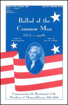 Ballad of the Common Man