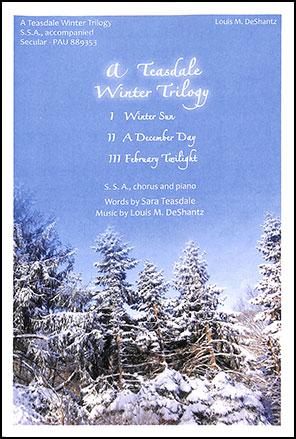 A Teasdale Winter Trilogy