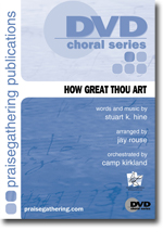 How Great Thou Art Cover