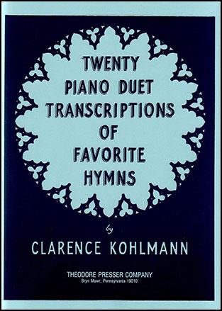 20 PIANO DUET TRANSCRIPTIONS OF