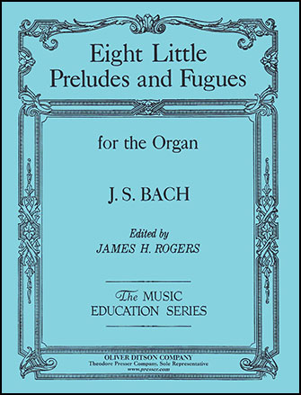 Bach Eight Little Preludes