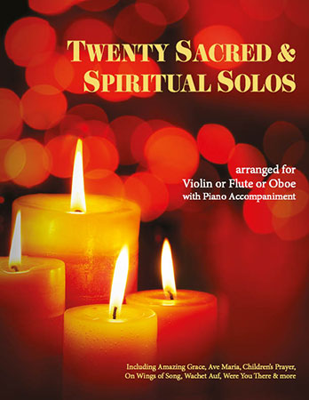 Twenty Sacred and Spiritual
