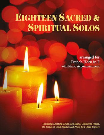 18 SACRED AND SPIRITUAL SOLOS