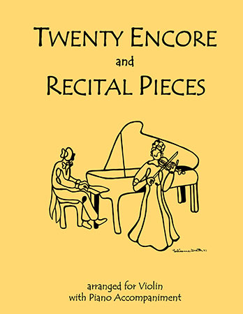 TWENTY ENCORE AND RECITAL