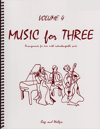 Music for Three No. 4 Part 1 Fl