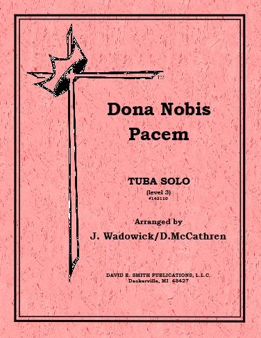 DONA NOBIS PACEM Cover