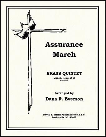 ASSURANCE MARCH (2 TRUMPETS F HORN-