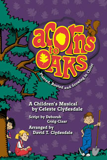 ACORNS TO OAKS CHORAL BOOK