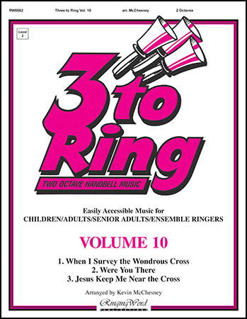 THREE TO RING NO. 10