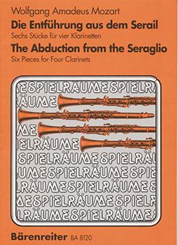 ABDUCTION THE SERAGLIO