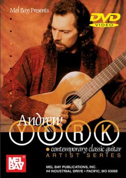 Contemporary Classic Guitar