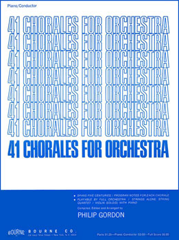 41 Chorales for Orchestra