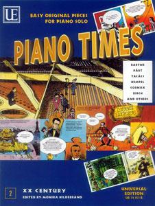 Piano Times, Volume 2