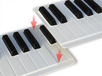 Interlocking Keyboard
