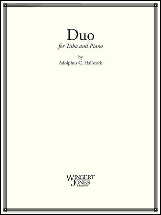 Duo for Tuba and Piano