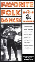 FAVORITE FOLK DANCES OF KIDS