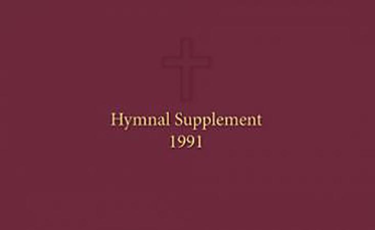 Hymnal Supplement 1991