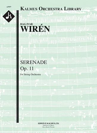 Serenade for Strings, Op. 11