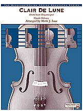 Clair de Lune-String Orch