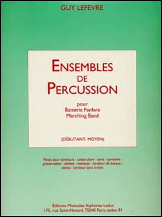 Ensembles de Percussion