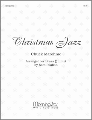 Christmas Jazz for Brass Quintet, Set 1