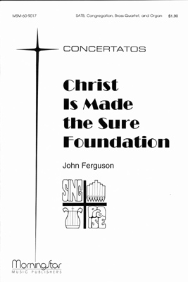 Christ Is Made the Sure Foundation  Cover
