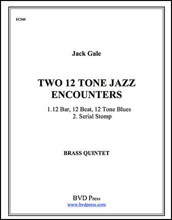 Two Twelve Tone Jazz