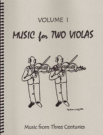 Music for Two Violas