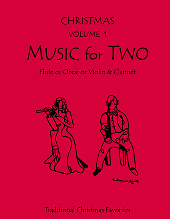Music for Two Christmas