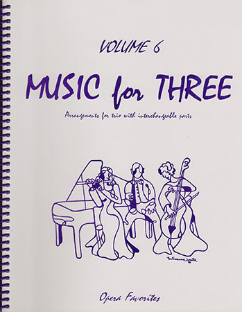 MUSIC FOR THREE #6 PART 1