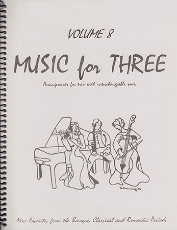 Music for Three No. 8 Part 1